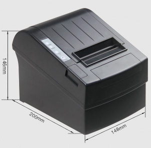 GS-8030A 80mm thermal printerGS-8030A 80mm thermal